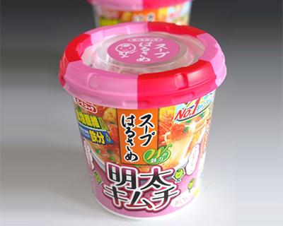 スープはるさめ 明太キムチ