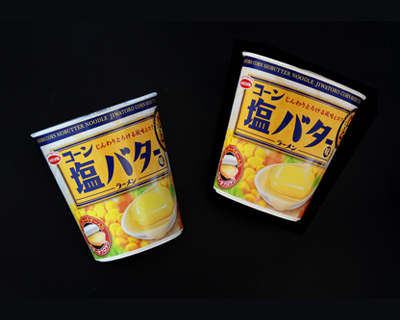 エースコック コーン塩バター味ラーメン