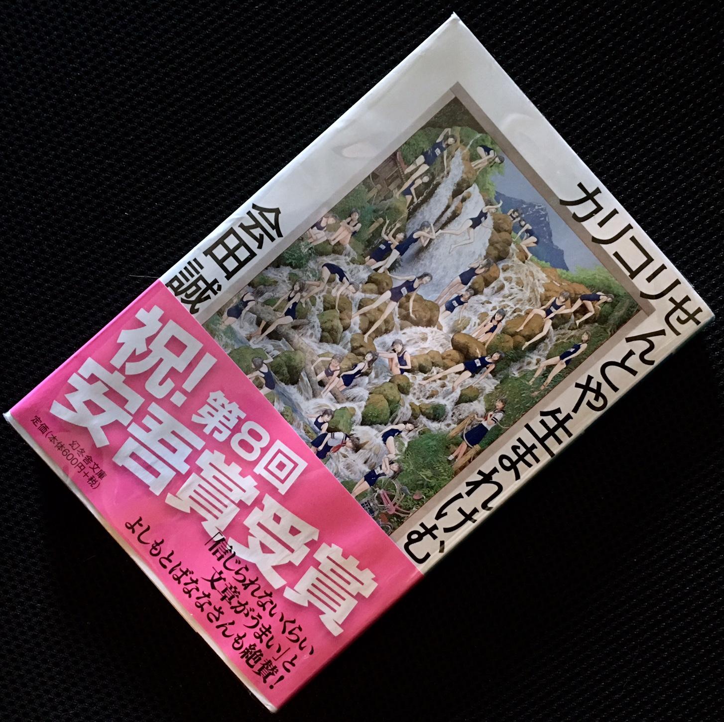 カリコリせんとや生まれけり 会田誠[著]幻冬社文庫