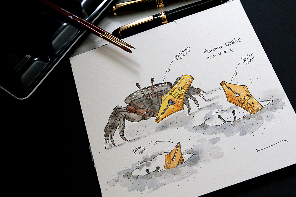 Penner Crabs