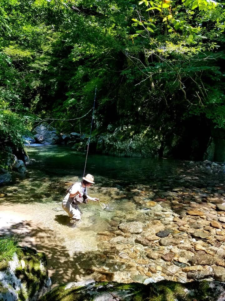 4泊5日のSummer Camp&Fishing