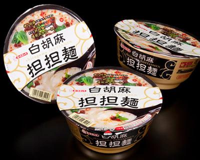 白胡麻担々麺